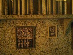"""Objetos da obra """"A casa de Escher"""""""