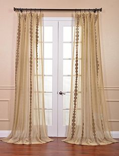 Curtains and Drapes can be so expensive. Luckily, I found some amazing selections on a $60 budget or less. You do not have to spend a lot of money to get quality furniture and decor. See more on artsandclassy.com.