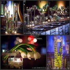 Suhaag Garden Indian Wedding Centerpieces3