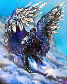 Powerful Warriors & Angels of God on Pinterest | Male ...