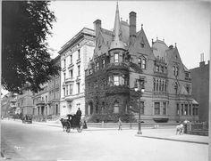 67th Street & Fifth Avenue (ca.1901)