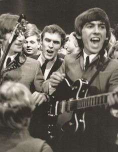 George & John but mainly pinning because of the guy in the middle
