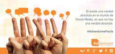 La verdad absoluta del #SocialMedia