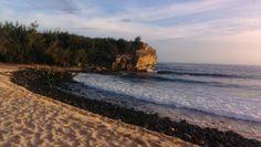 Shipwreck beach December 12