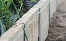 The SureWall® Retaining Wall posts, provide a simple and easy solution for creating solid retaining walls and sleeper edging.