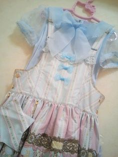 Jumper style Lolita coord