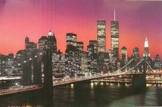 New York City   Cityscape   Hardboards   Wall Decor   Plaquemount   Blockmount   Art   Pictures Frames and More   Winnipeg   MB   Canada