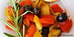 Danis WM Grillsalat Thermomix® Rezept - Danis treue Küchenfee