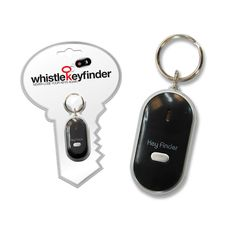 Whistle Key Finder Locator Find Lost Keys Keychain Beeping LED Flashing Light for sale online Presents For Men, Gifts For Him, Key Keychain, Lost Keys, Key Finder, Cool Gadgets, Fathers Day Gifts, Led, Personalized Items