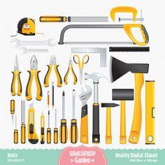 Tools Digital Clipart
