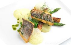 Bream with Gnocchi Recipe by Graham Campbell