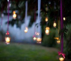 10 Totally Rad Outdoor Lighting Ideas For Summer - http://www.wisediy.com/10-totally-rad-outdoor-lighting-ideas-for-summer/