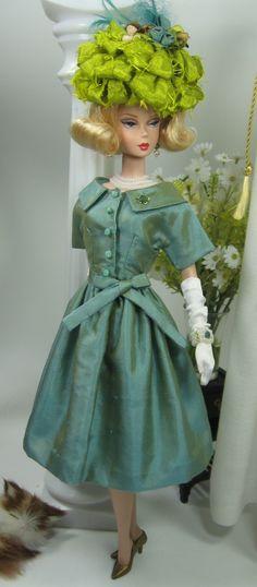 60s, vintage Barbie