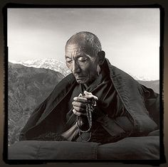 Phil Borges - Portrait of Palden, Tibet People Of The World, The Real World, Buddha, Foto Portrait, Portrait Photography, Travel Photography, Wedding Photography, Vajrayana Buddhism, Tibet