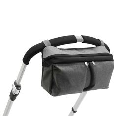 Keep essentials organized and easily accessible with the bugaboo® organizer which effortlessly attaches to the handlebar or behind the seat. This multi-pocket wonder can double as a mini tote bag when it's not attached to your stroller. Bugaboo Stroller, Strollers, Best Umbrella, Umbrella Stroller, Backpack For Teens, Changing Bag, Bag Organization, Baby Gear, Tote Bag