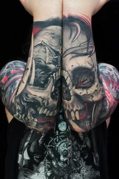 Extreme Tattoos & Tattoo Addiction 08