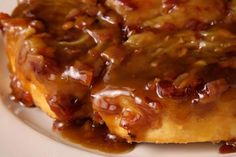 Bacon-Maple Sticky Buns - Chow.com For when I wanna break all the rules for healthy eating