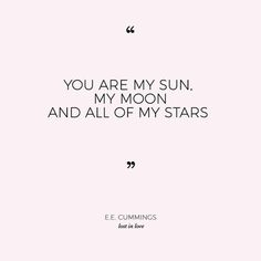 """On the all consuming nature of love. 