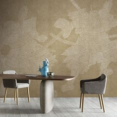 Wallpaper Model TANGLES TWO Designed by Paolo Cappello for Collection 15 |  © London Art 2015  www.londonartwallpaper.com www.londonart.it