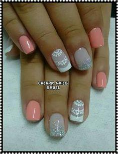 Erika, Gel Nails, Nail Designs, Nail Art, Makeup, Beauty, Nice Nails, Fairy, Adhesive