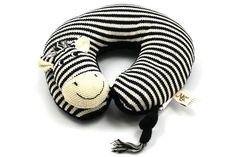 Zebra seyahat yastığı