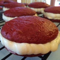 Whoopie pies from cake mix recipe