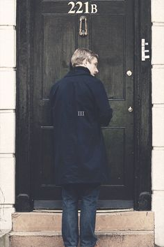 Stalker snapshot before he enters the flat. -SH