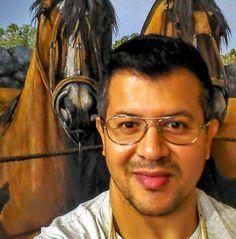 José Acuña - Nacido en la provincia de Corrientes, Argentina, y radicado hace unos años en Porto Alegre, Brasil.