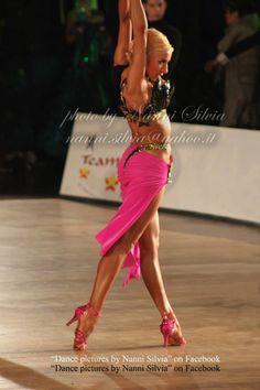 Anna Matus, Trofeo Colombo Latin 2014