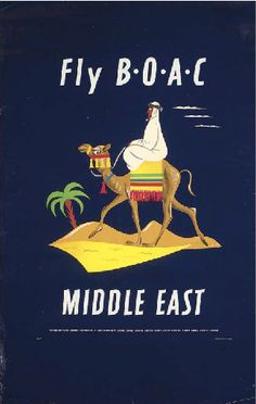 Middle East - BOAC