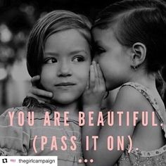 """#Repost @thegirlcampaign . This afternoon I felt far from beautiful. Even though I promote self care self acceptance and self love (and do my very best to practice them) this afternoon I really had it reinforced the power (and impact) of others words. I was in a shop looking for a new pair of jeans. I told the shop assistant which ones I liked and she said """"unfortunately we only have them in a size 8 and a 10 and they won't fit you."""" This left me feeling flat upset and angry. I am a size 10…"""
