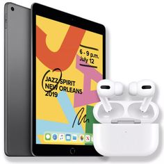 Apple iPad 10.2-Inch 7th Generation 128GB Tablet $599.98 + FS Electronic Deals, Apple Ipad, New Orleans