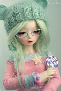 thefairchildren:   Shua, my Bluefairy May-V, the... - True Dolls