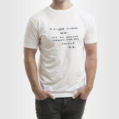 """""""Fondly"""" T-Shirt"""