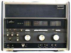 Shortwave Receivers Sony CRF-220