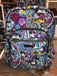 The Newest Disney x Vera Bradley Collection Is Now At Disney Springs 948de0697b599
