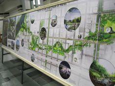 Waller Creek Design Finalists Go on Display | KUT News