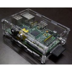 "Raspberry Pi is a single-board PC intended to run Linux kernel based operating systems. It was developed in United Kingdom by the Raspberry Pi Foundation. It has a small motherboard like PCB design with USB 2.0 ports, a CPU, a GPU, a LAN port and relies on SD card to boot and uses it for its storage instead of using a bulky 2.5"" or 3.5"" HDD/SSD."