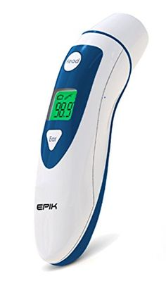 Temporal Thermometer for Adult and Baby, FDA Approved Ear and Forehead Medical Thermometer, Peace of Mind for You and Your Family!