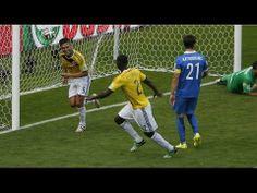"S., 14 JUN 2014 | GOLES DEL PRIMER PARTIDO ""COLOMBIA vs GRECIA"". GANO COLOMBIA 3-0 - Copa Mundial Brasil 2014 - YouTube"