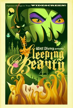 Fall under the spell of Sleeping Beauty, now available on Blu-ray Combo Pack and Digital HD, and find out how to add a little enchantment to your home with a FREE  poster by artist Eric Tan.