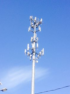 Cell Phone Towers Rigged as Directed Energy Weapons - Omnisense.org Article.