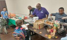 Community Thanksgiving Dinner #event #kids