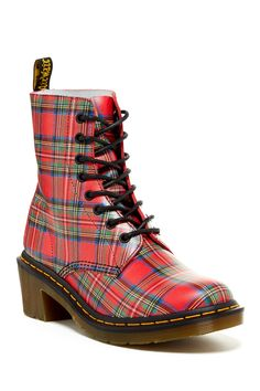 Dr. Martens | Clemency Lace-Up Boot | Nordstrom Rack. Am sure I need these!