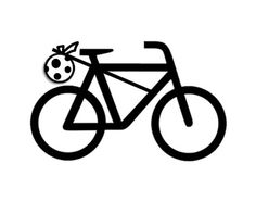 Bicycle touring logo