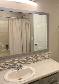 Tan Bathroom, Modern White Bathroom, Bathroom Toilets, Bathroom Fixtures, Bathroom Ideas, Master Bathroom, Small Grey Bathrooms, Bathroom Images, Bathroom Sinks