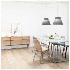 Muuto Nerd Chair | Lamp Andtradition Http://decdesignecasa.blogspot.it |  Dining | Pinterest | Stuhl, Lampen Und Esszimmer
