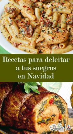 Food C, Good Food, Yummy Food, Gourmet Chicken, Chicken Recipes, Holiday Recipes, Dinner Recipes, Christmas Recipes, Guisado