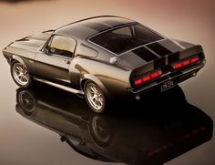 Eleanor-1967 Ford Mustang Shelby GT500