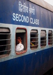 Notes on Train Travel in India